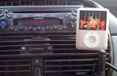 Comment construire un support de voiture très bon marché pour un iPod Nano (3G)