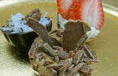 Décadent au chocolat truffes Dessert
