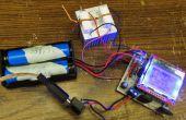 Testeur de capacité de batterie 18650