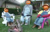Citrouille personnes de Californie du Sud