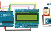 Transfert de données Bluetooth sans fil LCD
