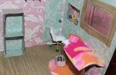 Chambre à coucher de Crafter