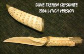 De Lynch Dune Fremen Crysknife et gaine