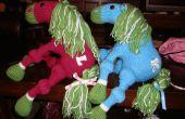 Mignon et adorable cheval