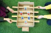 Makedo baby-foot en carton