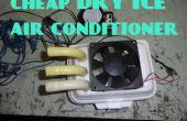 Conditionneur d'air simple glace sèche