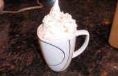 « Voie lactée » chocolat chaud
