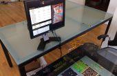 Affiche les Pi framboise Arcade jeu Score élevé pour plusieurs emplacements