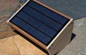 Grand panneau solaire pour la MightyMintyBoost