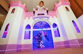 Construire un lit assez princesse Château votre enfant adorera
