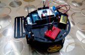 Très simple de créer le robot d'Arduino bluetooth espion avec télécommande Android app