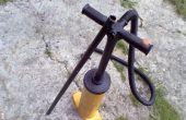 Facile deux homme canon à air (pousses 20-150yrds)