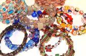 Comment un Bracelet tressé de Six cordes de billes