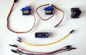Arduino Nano et Visuino : contrôler des Servos avec Joystick