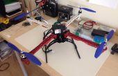 Quadcopter avec le code de crius AIOP v2 megapirateng