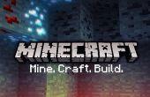 Ma ville (créatifs, pas fini) minecraft !