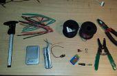 Arduino de 9V batterie inc cas d'alimentation