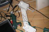 Ethernet sur les lignes de téléphone (ou quel que soit le câble)