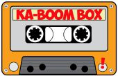 BoomBox - peu coûteux et facile à construire pour iPhone MP3 et