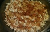 Popcorn de Buffalo