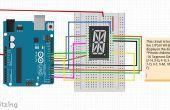 Message sur un Display| alphanumérique Arduino