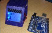 Arduino boussole numérique (HMC5883L - 2 modes d'affichage)