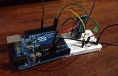 LED de contrôle utilisant Arduino Bluetooth et Android. (Partie 1)