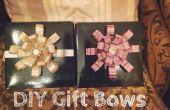 BRICOLAGE cadeau Wrap Bow
