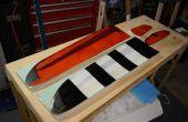 Construire une aile d'avion Composite