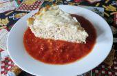 Oh mon Spaghetti tarte (une imitation de Old Chicago)