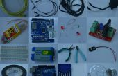TouchOSC et Arduino Ethernet Shield à l'énergie de contrôle (A.M.P.A.E).
