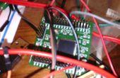 Sonnette de détecteur de mouvement câblée bricolage