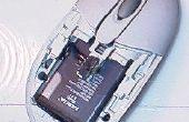 Mise à jour le souris fonctionne sur batterie lithium-ION CELL PHONE