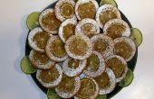 Amer Cookies de Key Lime roue