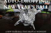 Une étincelle du nouvel an de base Ball qui tombe dans votre maison !