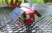 Altoids double chargeur solaire
