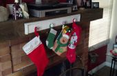 DIY : Christmas Stocking titulaire