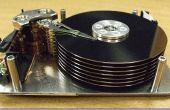Comment redimensionner rétractables et étendre la partion de disque dur