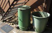 Difficulté des fissures dans un réservoir d'eau de pluie avec sugru