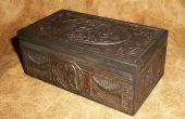 Sphère facteur ~ Vintage Puzzle Box Build