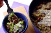 1 pot de champignons Risotto (GF)