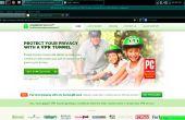 Comment installer « Accès Internet privé » VPN sous linux de Kali