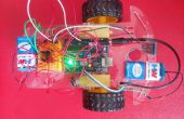 VOBOT-VOICE CONTROL ROBOT utilisant ANDROID