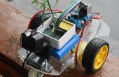 Une connexion Wi-Fi contrôlée voiture télécommandée sans microcontrôleur