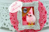 Chick Party bricolage goupille
