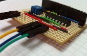 Brancher un écran LCD à un Arduino en 6 secondes avec 3, pas 6 broches