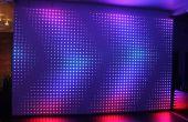 Faire une LED interactif iPad contrôlée mur