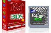 Étape par étape sur comment mettre à jour r4isdhc rts 3ds pour N3DS V7.1.0-16 et DSi V1.45