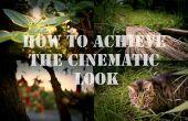 Réaliser un Film professionnel étonnant cinématographique (facilement et à moindre coût)