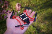 Micro 105 FPV Quadcopter - 3D imprimé